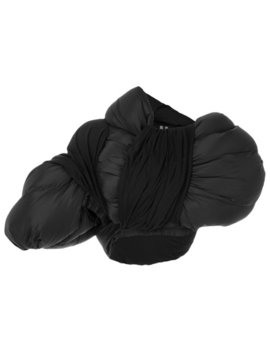 Padded Cape Jacket by Rick Owens