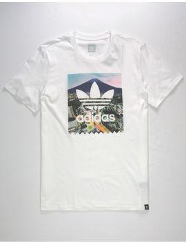 Adidas Tokyo Photo Mens T Shirt by Adidas
