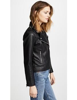 Amelie Vegan Leather Jacket by Bb Dakota