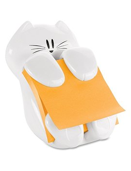 Post It(R) Cat 330 Pop Up Note Dispenser, 3in. X 3in., White by Post It