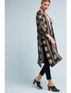 Sage Kimono by Bel Kazan