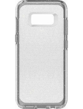 Symmetry Series Case For Samsung Galaxy S8   Clear/Silver Flake by Otter Box