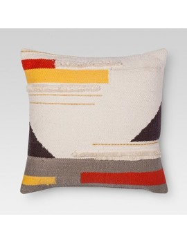 Block Throw Pillow   Threshold™ by Shop This Collection