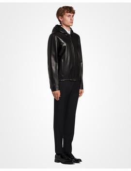 Reversible Nappa Leather Jacket   Upw081 038 F0002 by Prada
