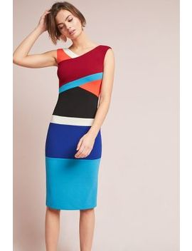 Tracy Reese Geometric Column Dress by Tracy Reese