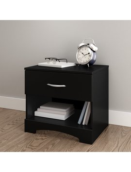South Shore So Ho 1 Drawer Nightstand, Multiple Finishes by South Shore Furniture