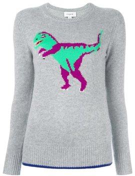 Dinosaur Intarsia Jumper by Coach