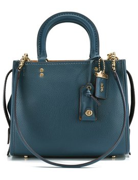 Detachable Straps Tote by Coach