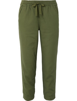 Galicia Cotton Jersey Pants by J.Crew
