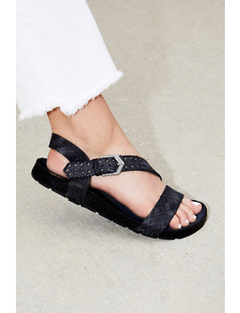 Chasing Valleys Footbed by Free People