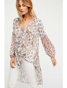 Getaway To Goa Top by Free People
