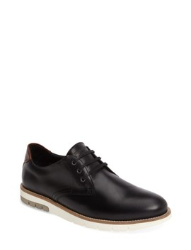 Reuben Plain Toe Derby by Wolverine