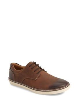 'mc Guffey' Plain Toe Derby by Johnston & Murphy