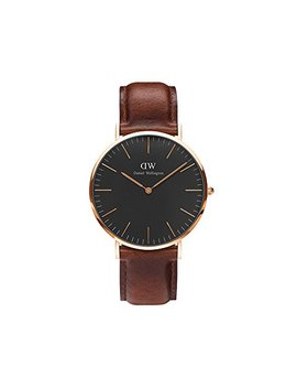 Daniel Wellington Classic Black St Mawes 40mm by Daniel Wellington