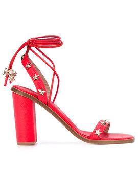 Star Stud Sandals by Red Valentino