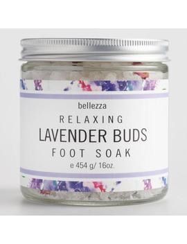 Bellezza Botanical Foot Soak Collection by World Market