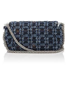 Le Copain Denim Chain Shoulder Bag by Sonia Rykiel