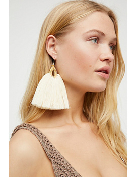 Caralarga Gallos Earring by Free People