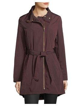 Self Packable Rain Jacket by Via Spiga