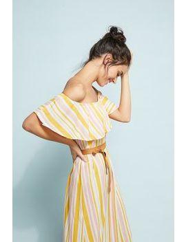 Eberjey Florence Striped Dress by Eberjey