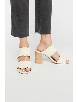Rosie Ruffle Heel by Free People