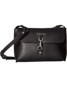 Reversible Pebble Pyc Crossbody by Calvin Klein