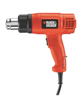 Black & Decker Hg1300 Dual Temperature Heat Gun by Black+Decker