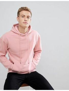 Jack & Jones Originals Hoodie In Pink by Jack & Jones