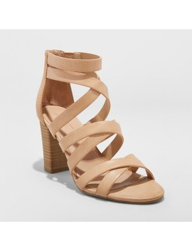 Women's Miranda Quarter Strap Sandals   Universal Thread™ by Universal Thread™