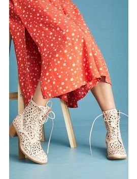 Jeffrey Campbell Escalon Booties by Jeffrey Campbell