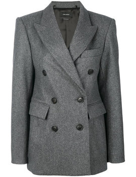 Double Breasted Coat by Isabel Marant