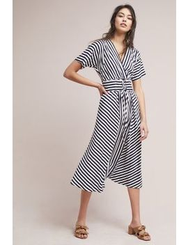 Tracy Reese Striped Corset Dress by Tracy Reese