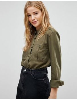 Jack Wills Raleigh Utility Shirt by Jack Wills