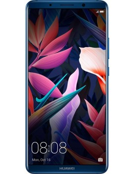 Mate 10 Pro 4 G Lte With 128 Gb Memory Cell Phone (Unlocked)   Midnight Blue by Huawei
