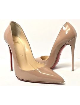 Christian Louboutin So Kate Pointy Toe Pump Nude Size 36 Eu 6 Us by Christian Louboutin