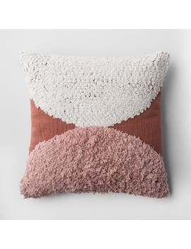 """Carpet Throw Pillow (18"""")   Pink   Project 62™ by Target"""