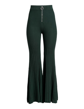Ribbed Pants by H&M