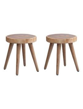 Ink+Ivy Arcadia Counter Stool &Amp; Accent Table 2 Piece Set by Kohl's