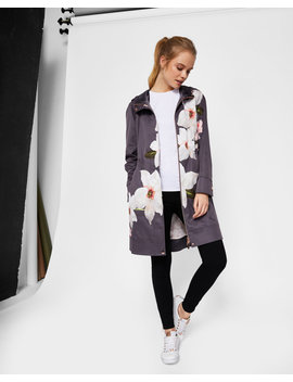 Chatsworth Bloom Parka by Ted Baker