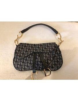 Christian Dior Saddle Bag Vintage by Dior