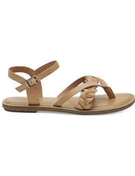 Honey Leather Women's Lexie Sandals by Toms