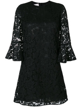 Heavy Lace Dress by Valentino