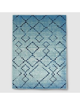 Outdoor Rug   Distressed Diamonds   Threshold™ by Threshold™