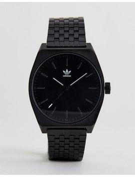 Adidas Z02 Process Bracelet Watch In Black by Adidas