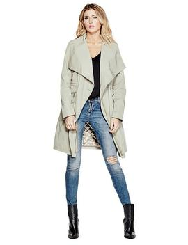 Hunter Belted Jacket by Guess