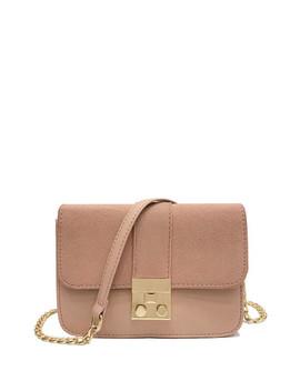 Flap Crossbody Bag by Sheinside