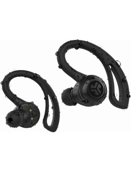 Epic Air True Wireless Earbud Headphones   Black by J Lab Audio