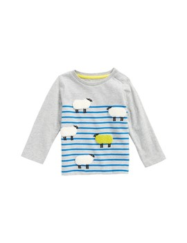 Odd One Out T Shirt by Mini Boden