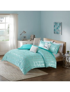 Arielle Brushed Comforter Set by Target