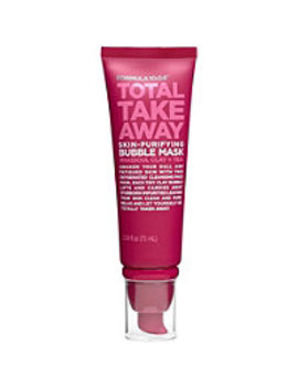 Total Take Away Skin Purifying Clay + Tea Bubble Mask by Formula 10.0.6
